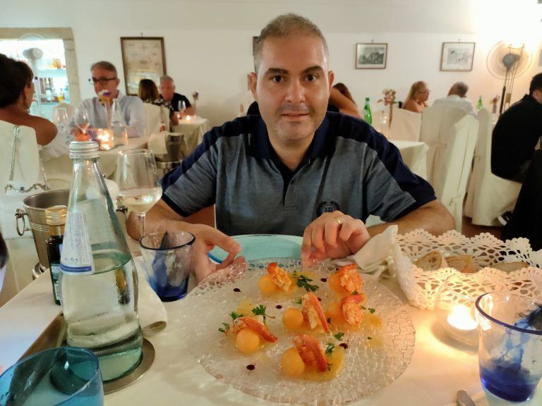 ristorante pimm's tropea