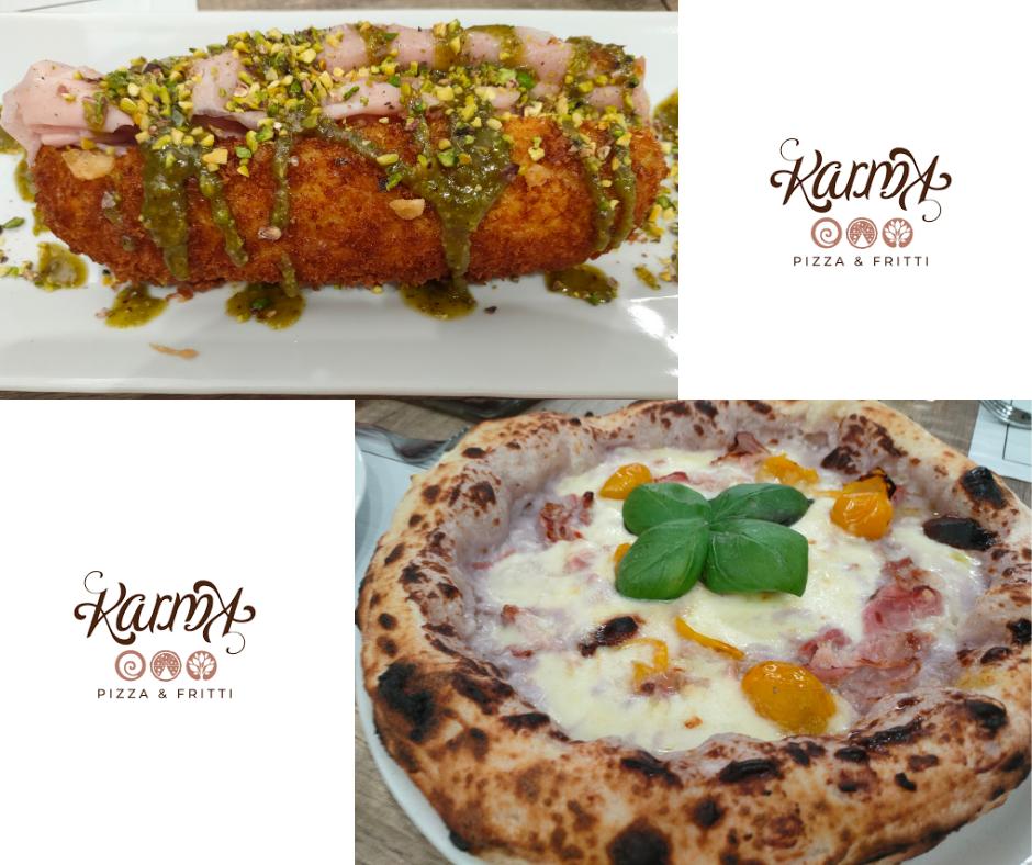Pizzeria Karma Pompei: tradizione contemporanea